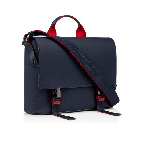 Bags - Loubiclic Msngr Creative Leather - Christian Louboutin_2