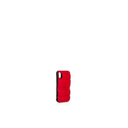 Small Leather Goods - Red Runner Case Iphone X/xs - Christian Louboutin_2