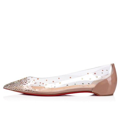Shoes - Degrastrass Flat - Christian Louboutin_2