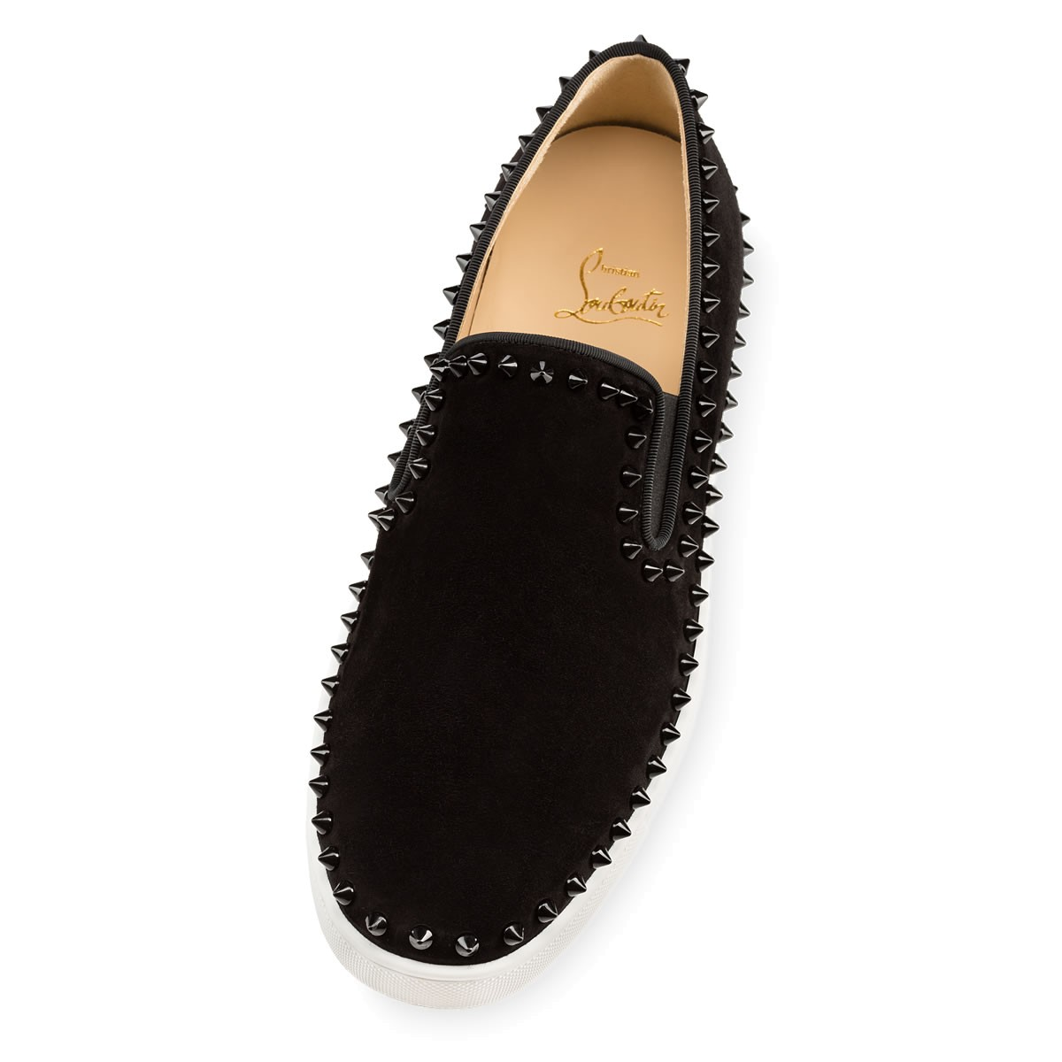 Shoes - Pik Boat Mens Flat - Christian Louboutin