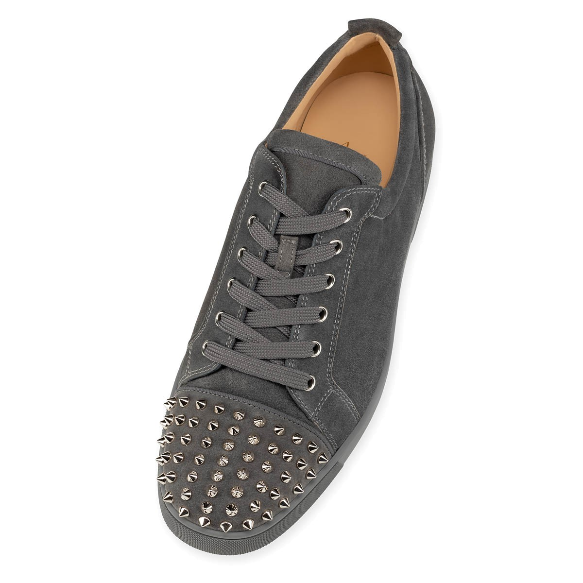 Shoes - Louis Junior Spikes - Christian Louboutin