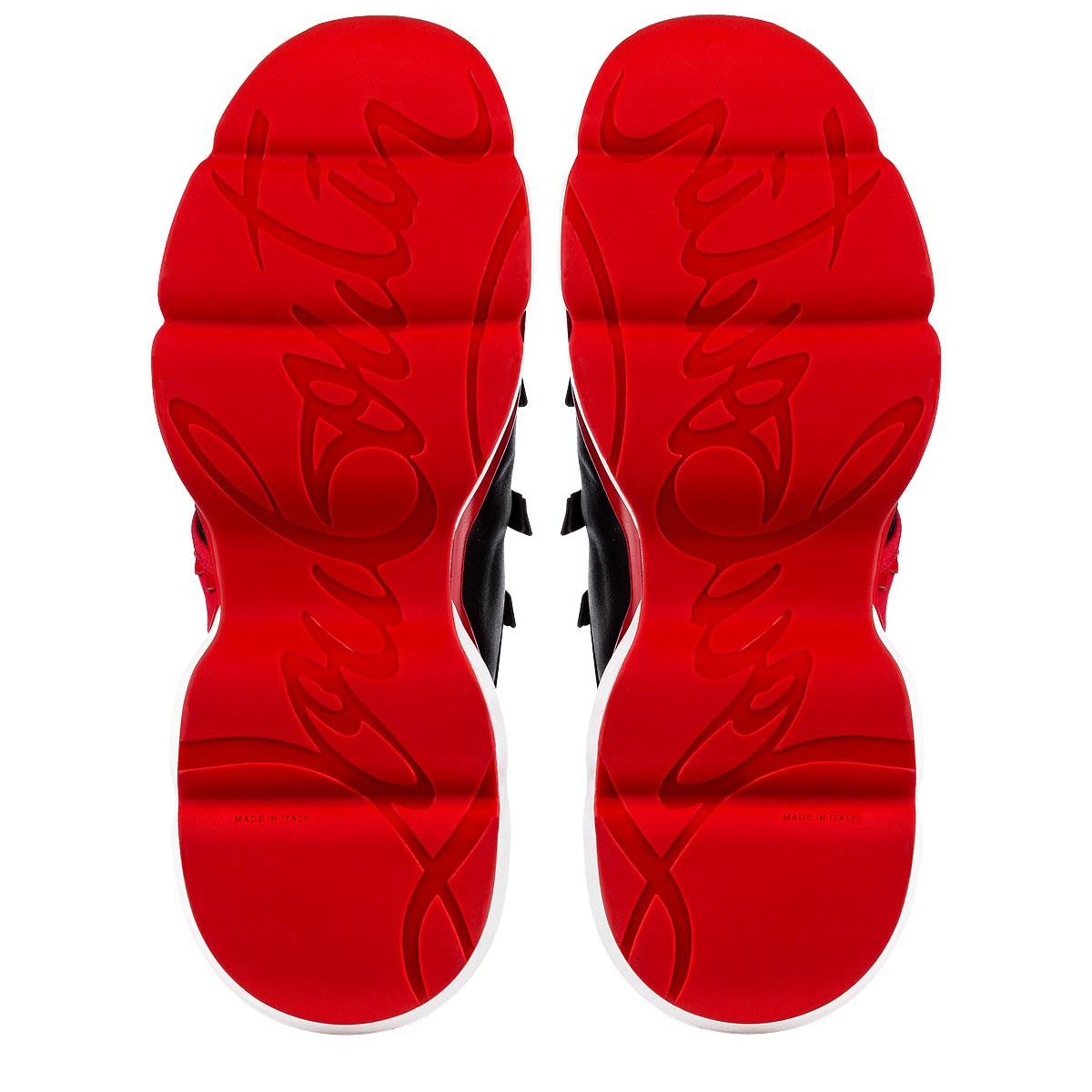 Shoes - Red-runner Men - Christian Louboutin