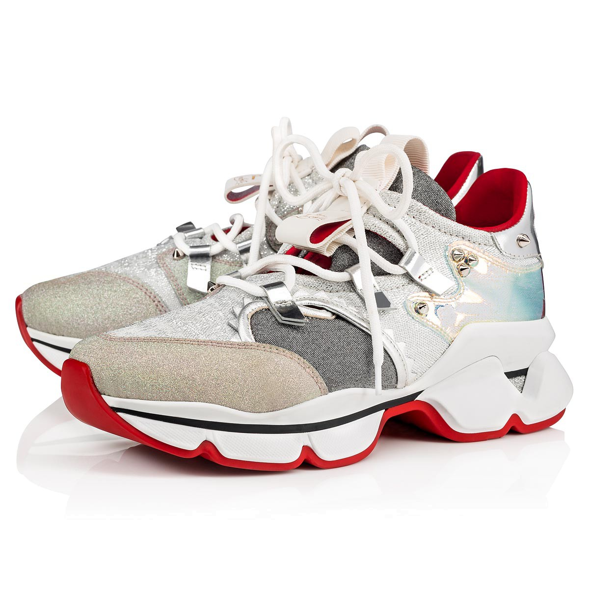 Shoes - Red Runner Donna - Christian Louboutin