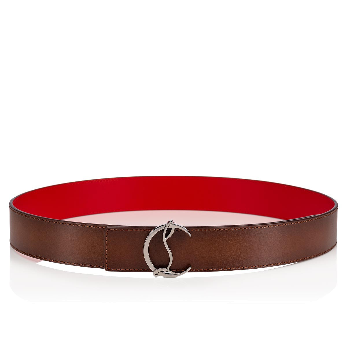 Belt - Cl Logo Belt - Christian Louboutin
