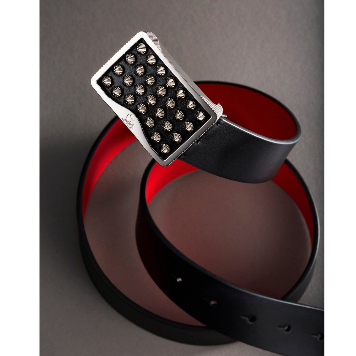 Belt - Louis Belt - Christian Louboutin