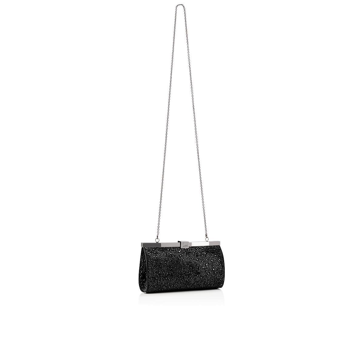 Bags - Palmette Small Clutch - Christian Louboutin