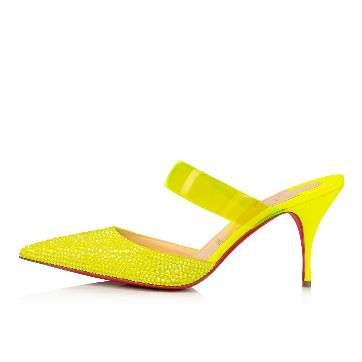 Shoes - Choc Pvc - Christian Louboutin