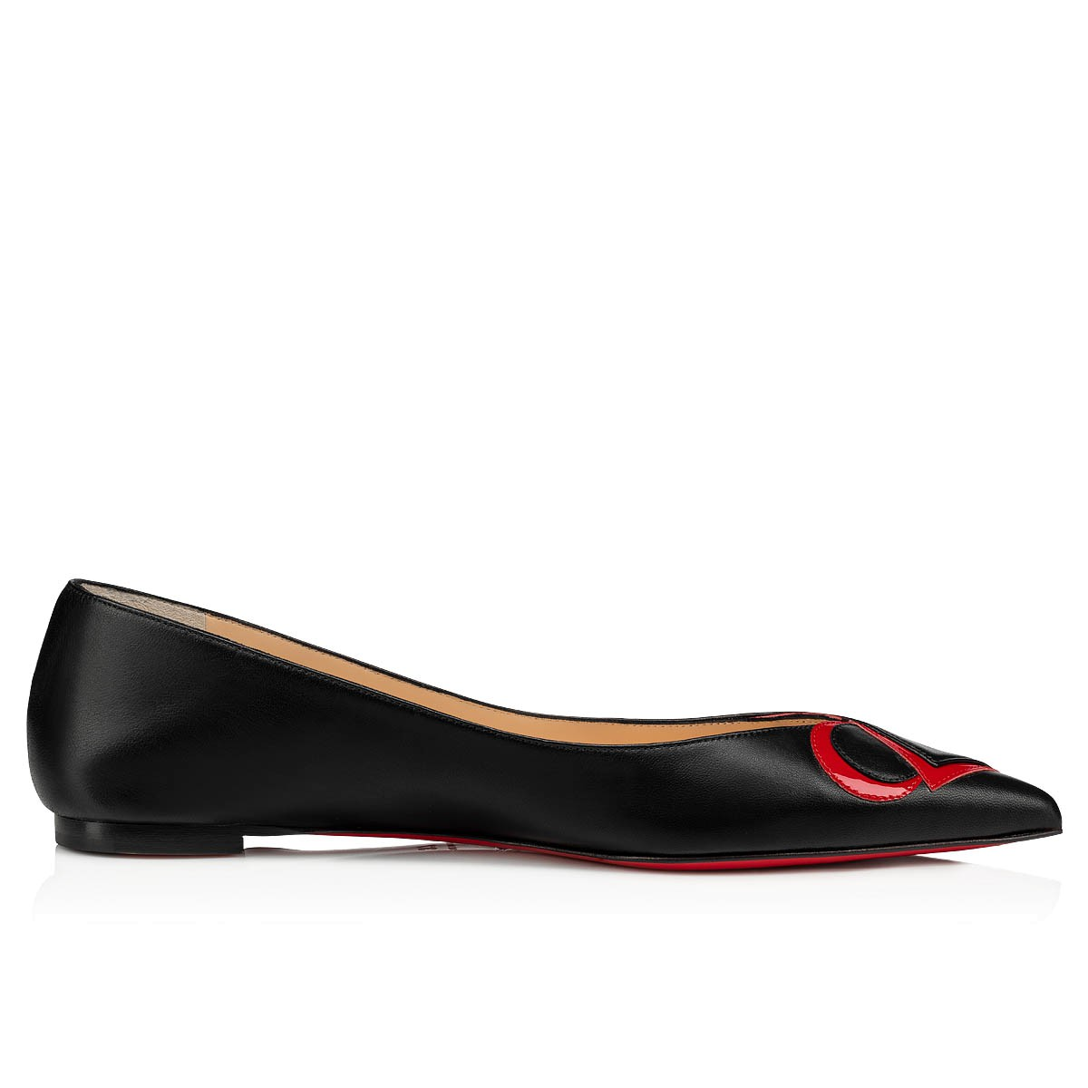 Shoes - Cl Pump Flat - Christian Louboutin