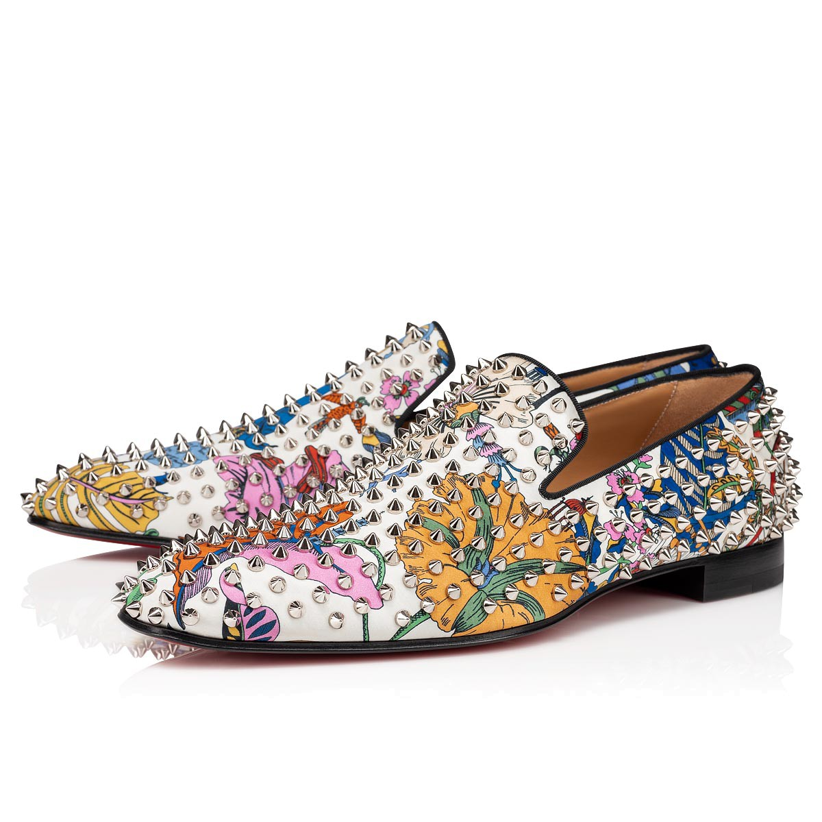 Shoes - Dandelion Spikes Flat - Christian Louboutin