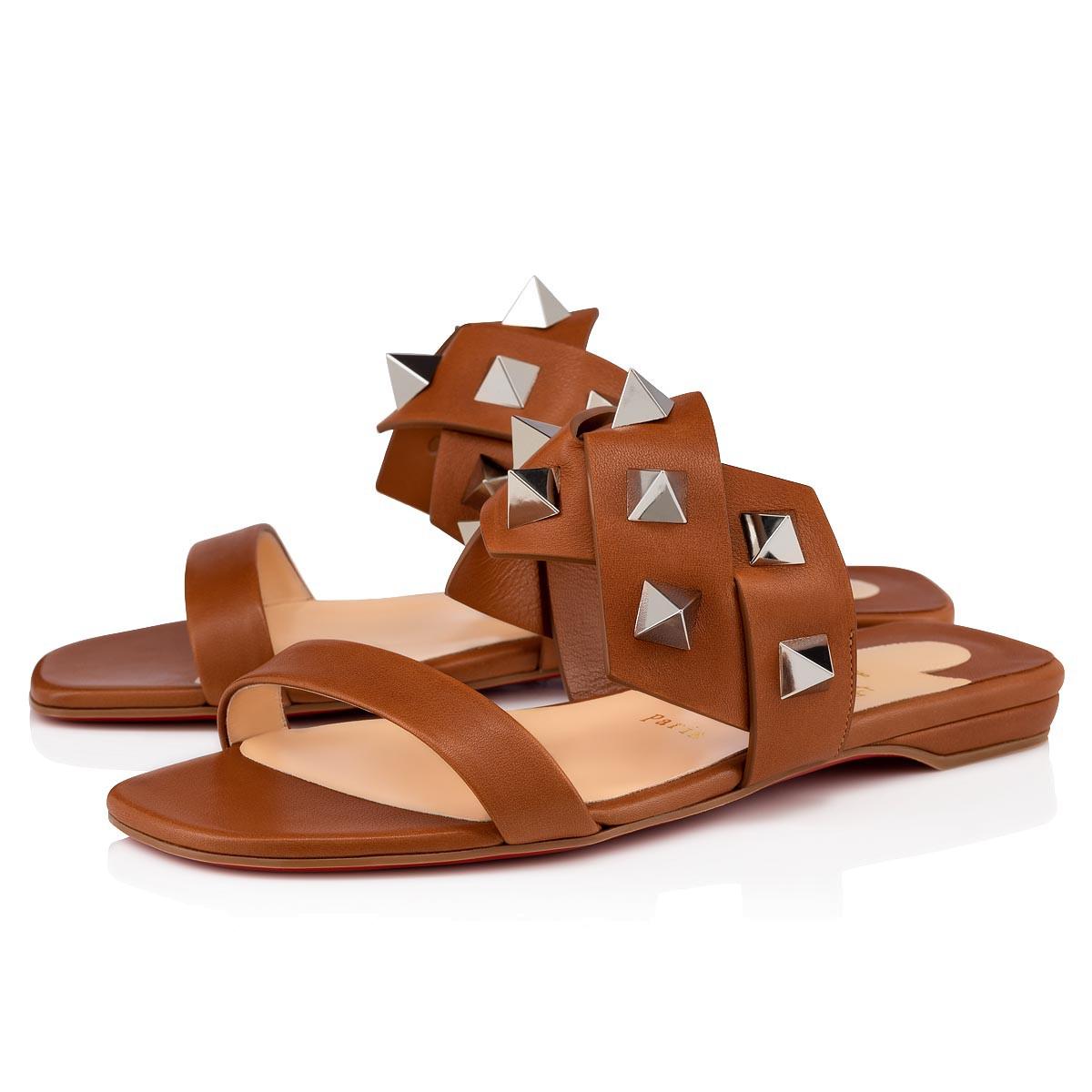 Shoes - Tina In The Desert Flat - Christian Louboutin