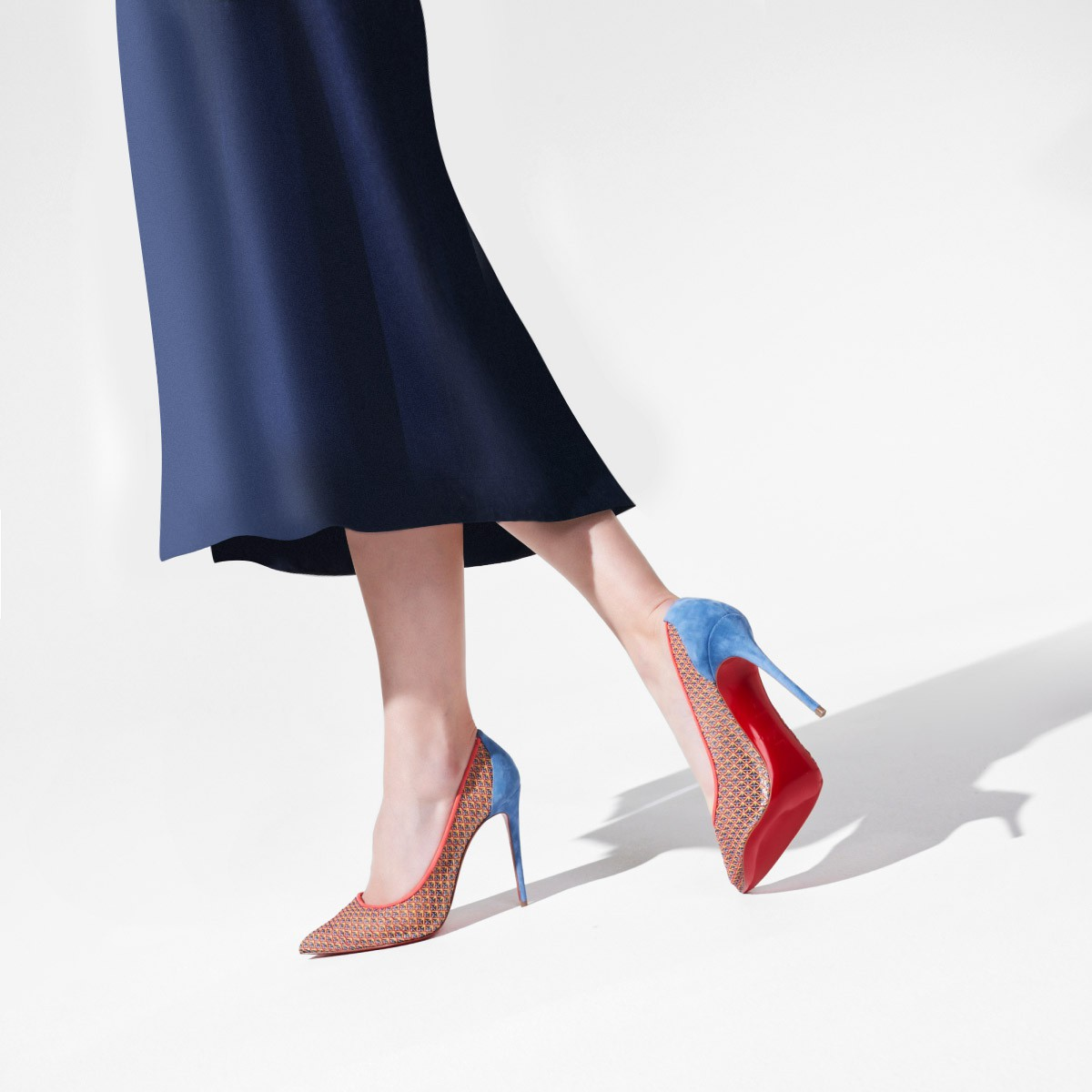 Shoes - Follies Lace - Christian Louboutin
