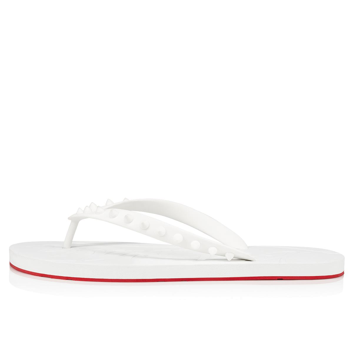 Shoes - Loubi Flip Flat - Christian Louboutin