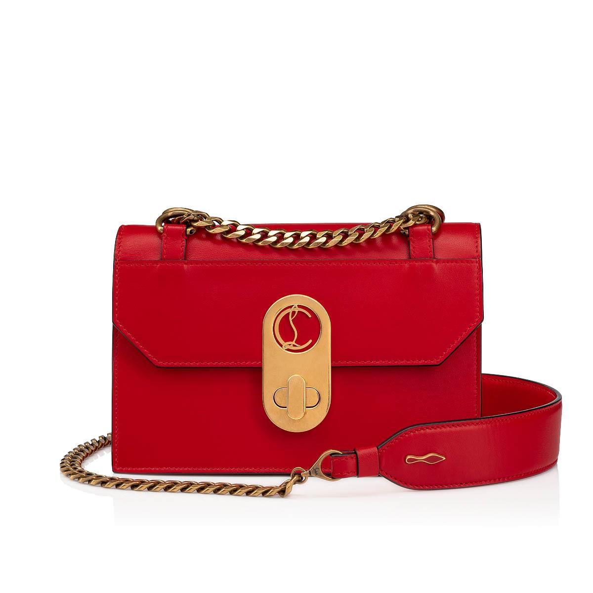 Elisa Mini Loubi Calf Handbags