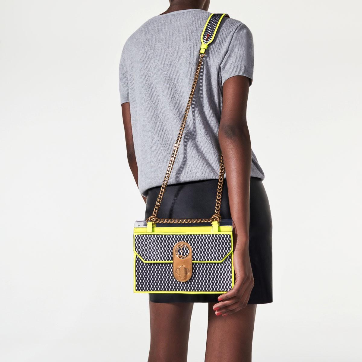 Bags - Elisa Small Creative Fabric - Christian Louboutin