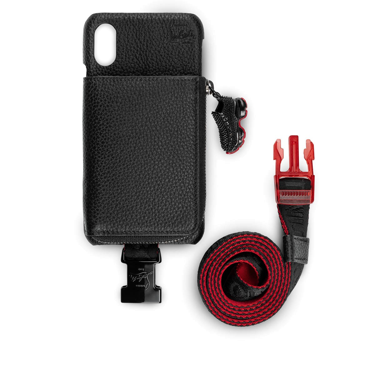 Small Leather Goods - Loubicharm Iphone Case - Christian Louboutin