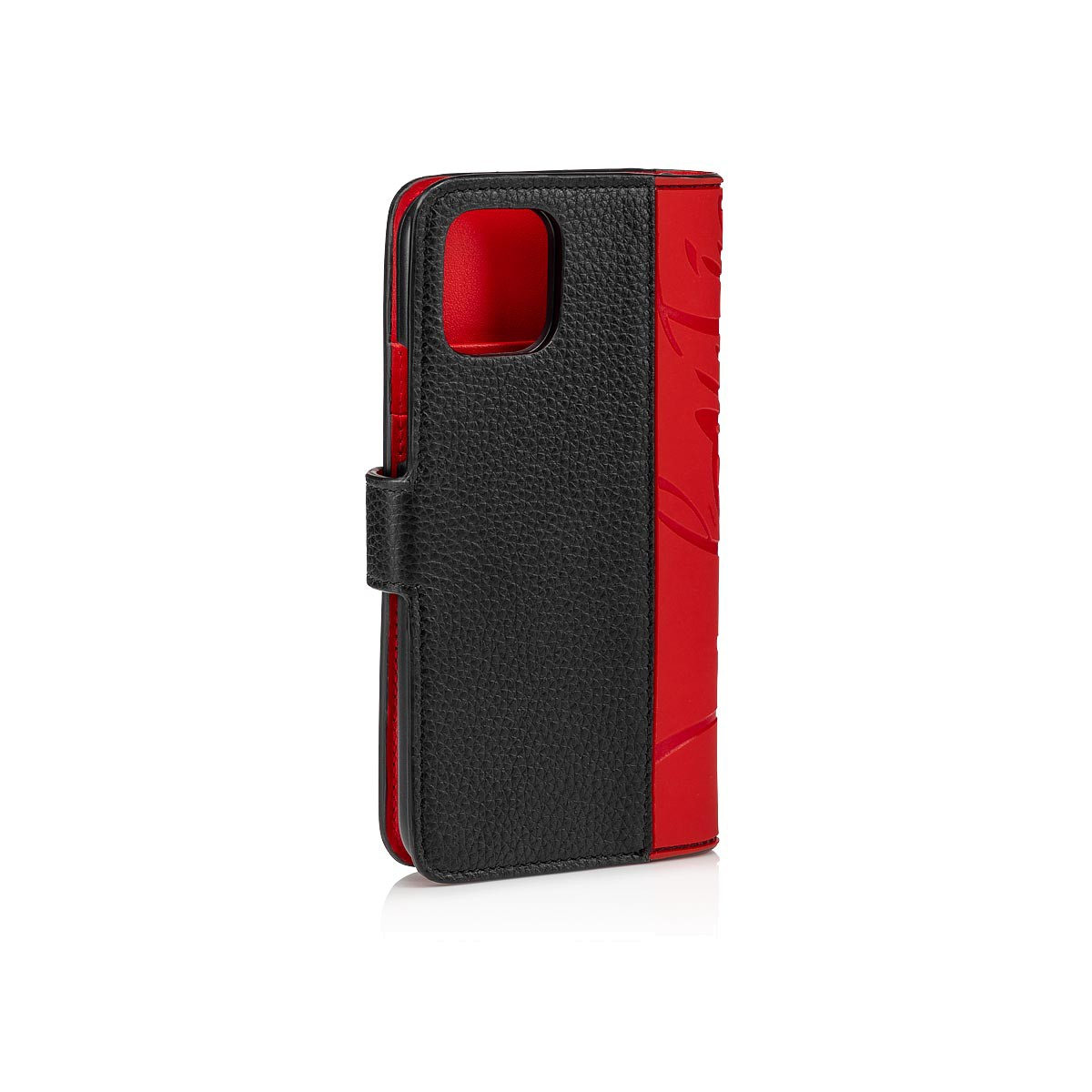 Small Leather Goods - Loubiflap Chain Case Iphone 11 - Christian Louboutin