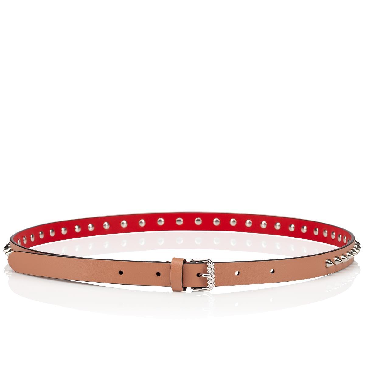Belt - Loubispikes Belt - Christian Louboutin