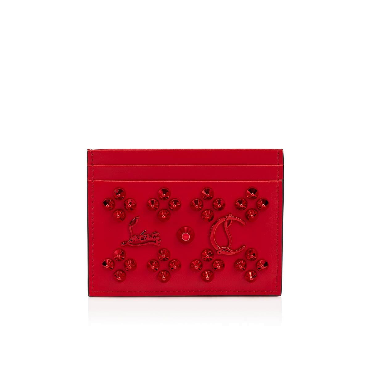 Small Leather Goods - Kios Card Holder - Christian Louboutin