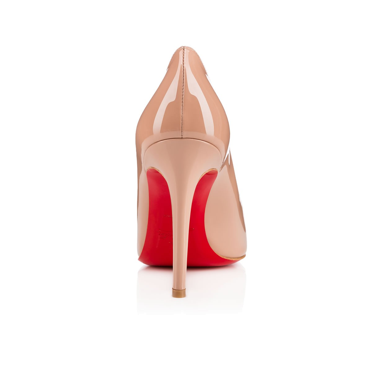 louboutin evening nudo