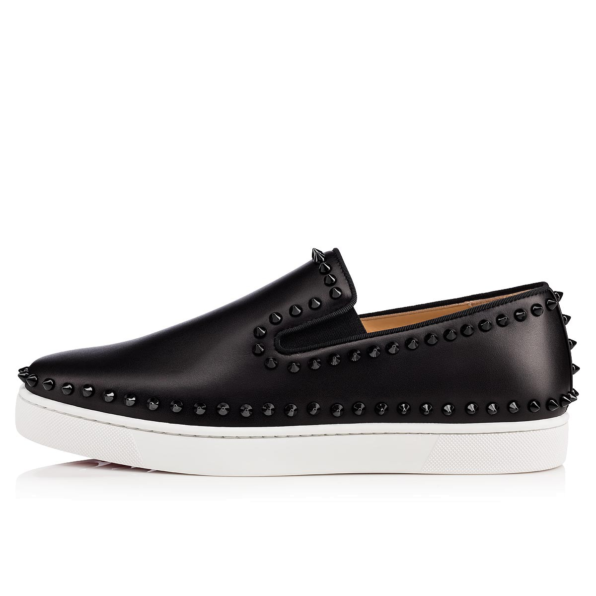 Shoes - Pik Boat Men's Flat - Christian Louboutin