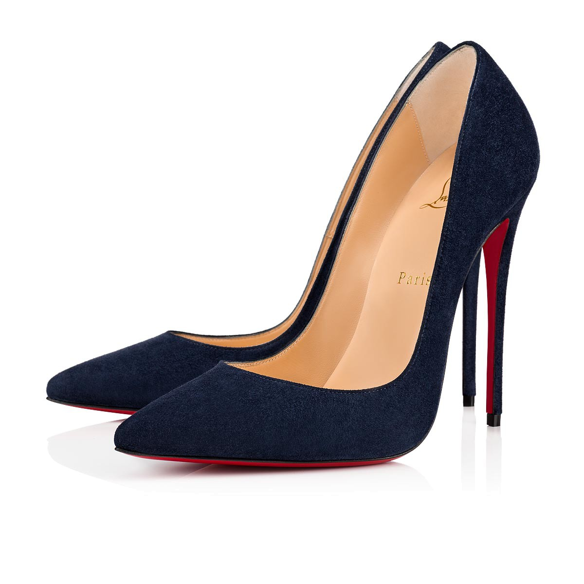 a9f787a1dd12 So Kate 120 Marine Suede - Women Shoes - Christian Louboutin