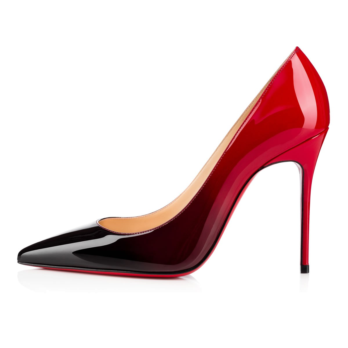 christian louboutin decollete 554 100mm