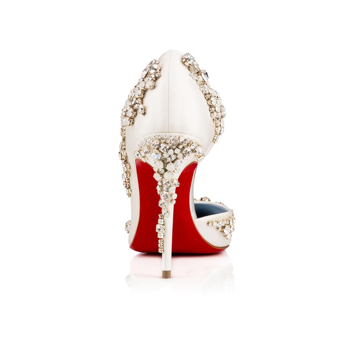 Shoes - Brodiriza - Christian Louboutin