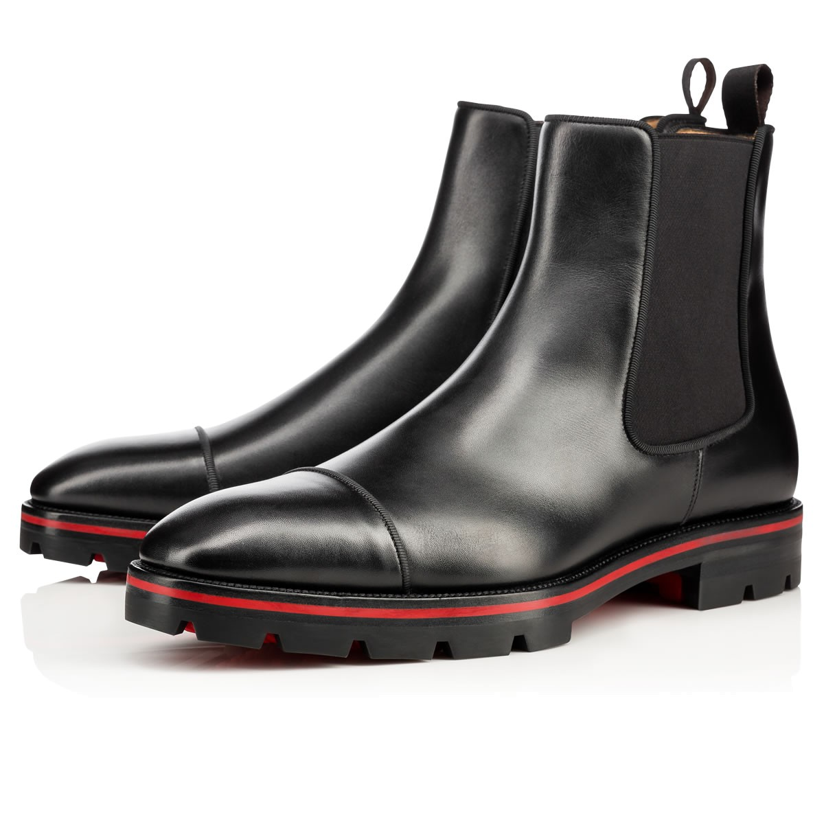 christian louboutin mens boots