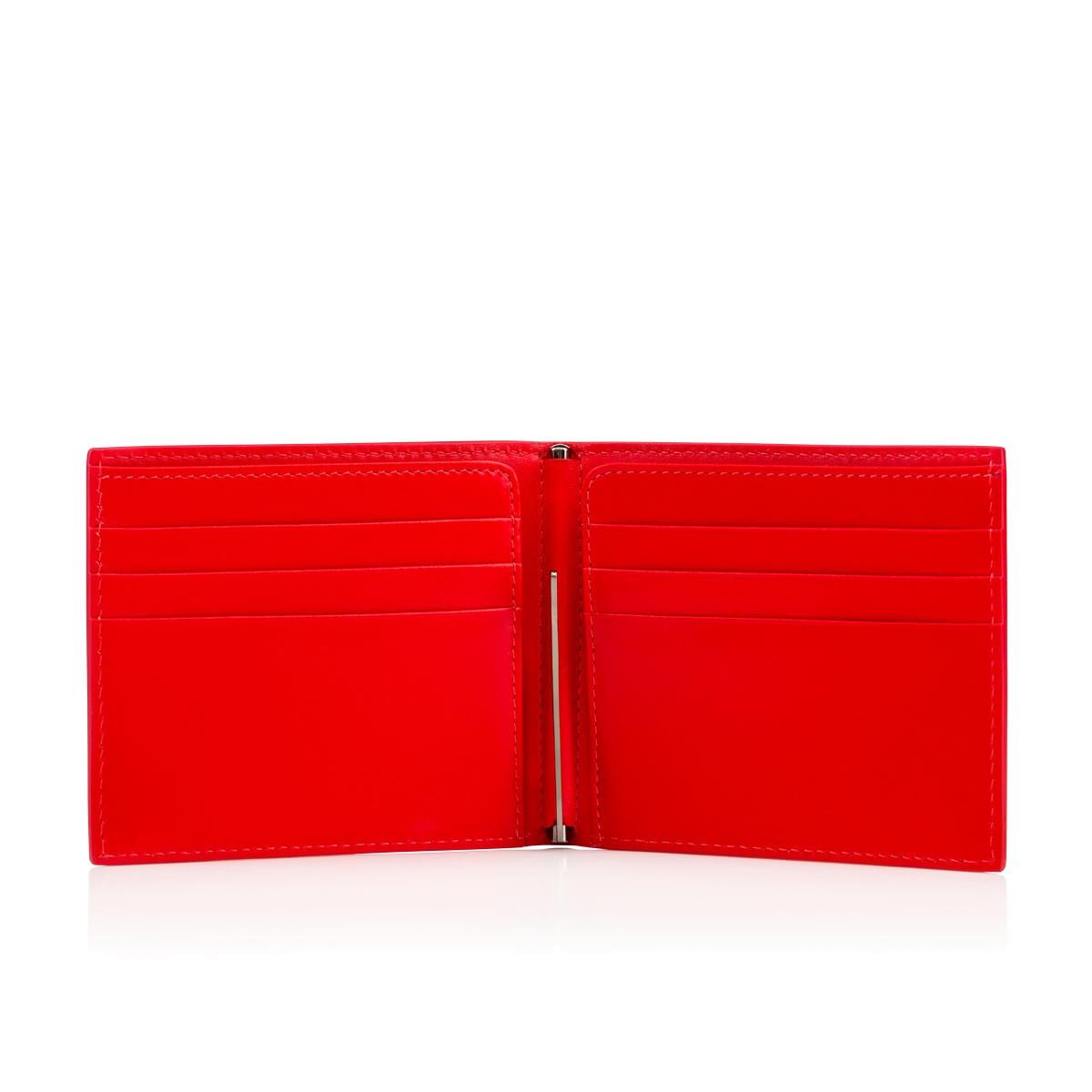Accessoires - Kaspero Money Clip Wallet - Christian Louboutin