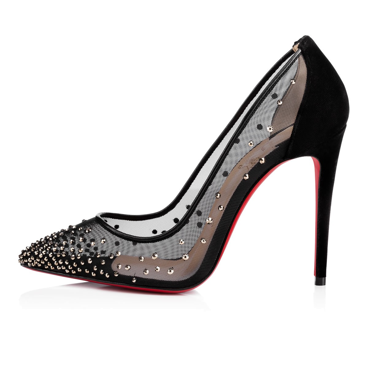 c5e9100bfd0e Follies Strass 100 Version Crystal Met Strass - Women Shoes ...