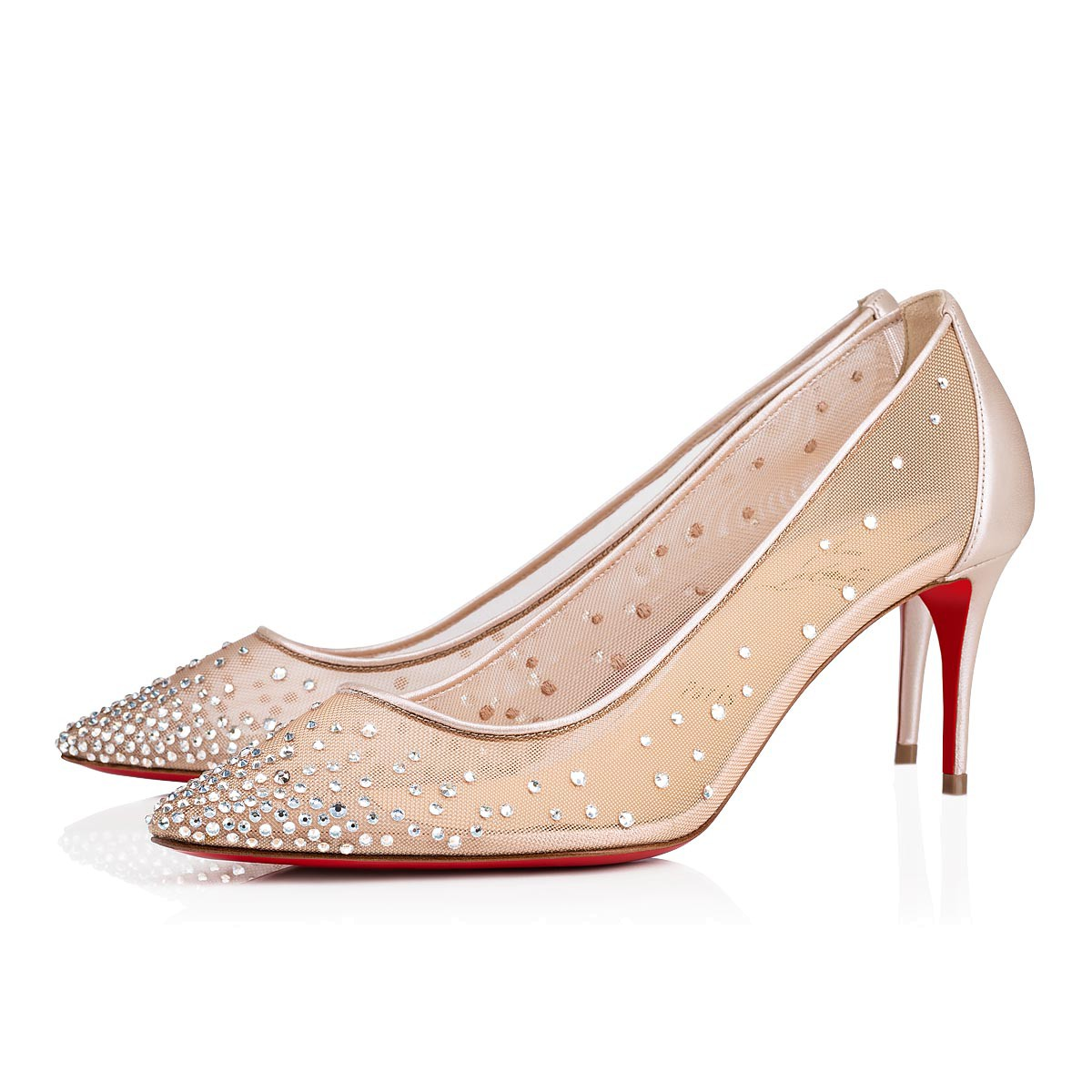 Souliers - Follies Strass 070 - Christian Louboutin