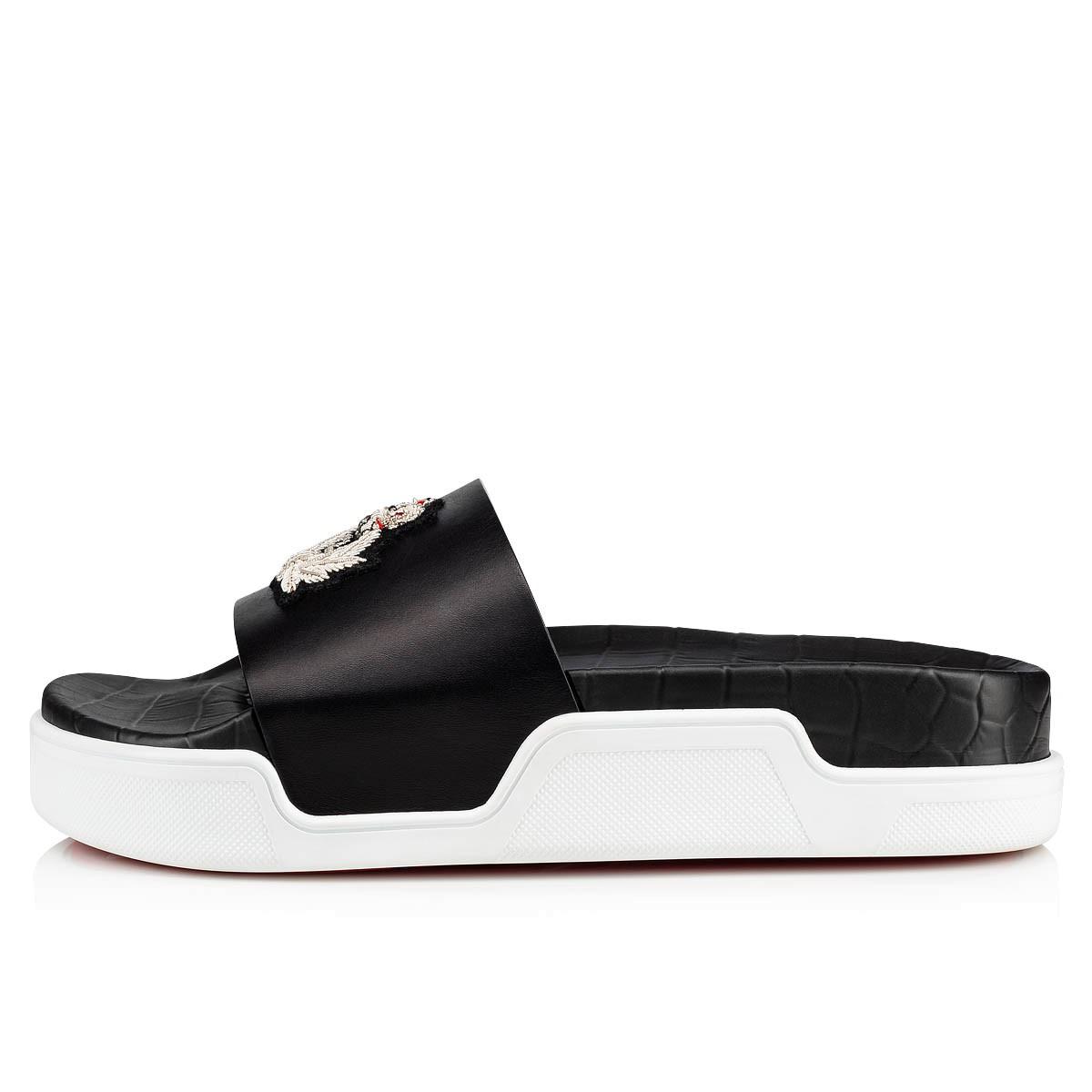 Shoes - Pool Beau Donna Flat - Christian Louboutin