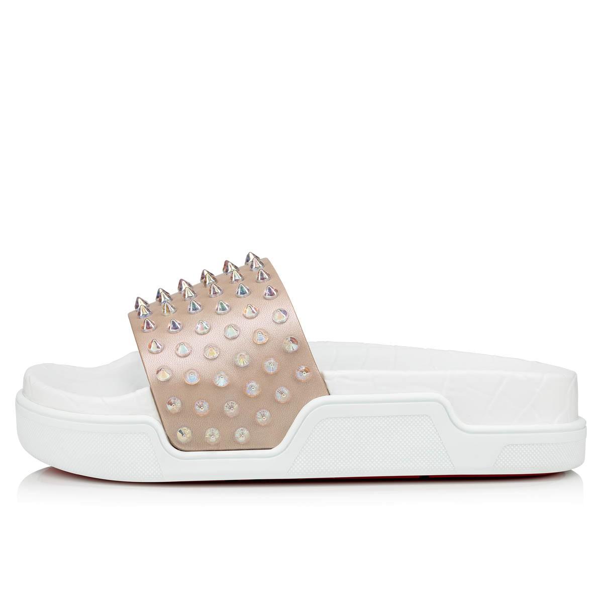 Shoes - Pool Fun Donna Flat - Christian Louboutin