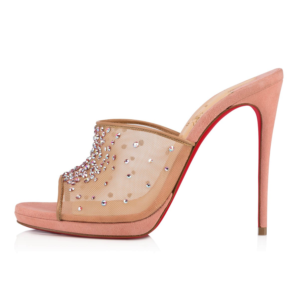 Shoes - Violas Mule - Christian Louboutin