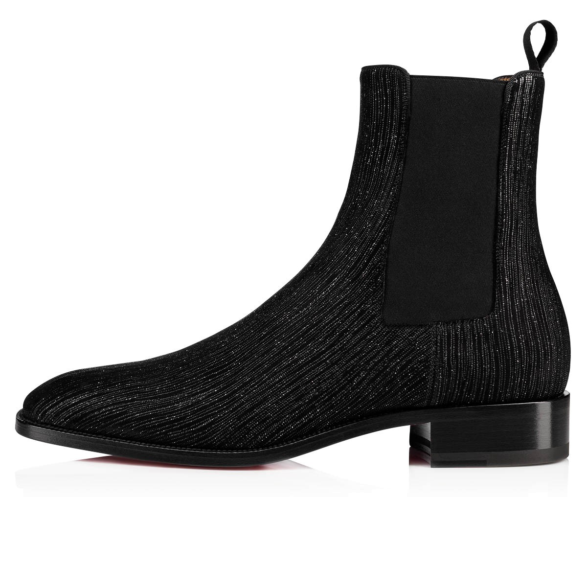 95607be4f3b SAMSON ORLATO Black Crosta Shower - Men Shoes - Christian Louboutin