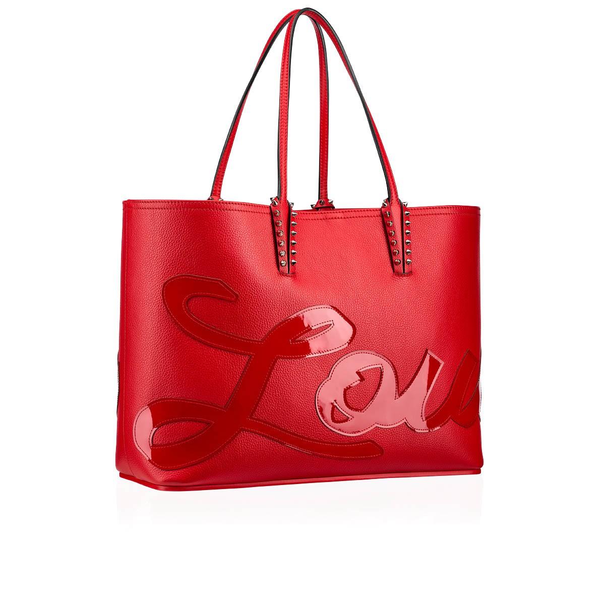 Bags - Cabata Logo Tote Bag - Christian Louboutin