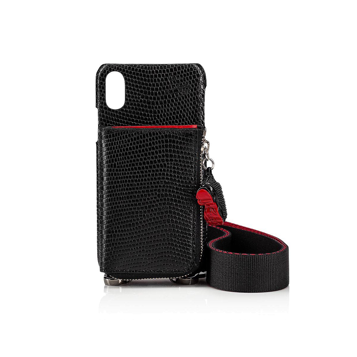 Small Leather Goods - Loubicharm Case Iphone X/xs - Christian Louboutin