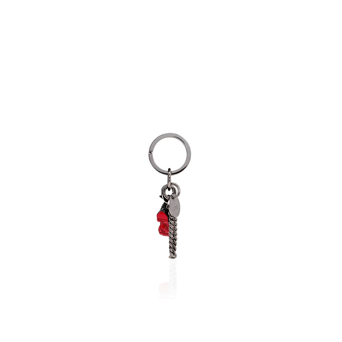 Small Leather Goods - M Running Keyring - Christian Louboutin