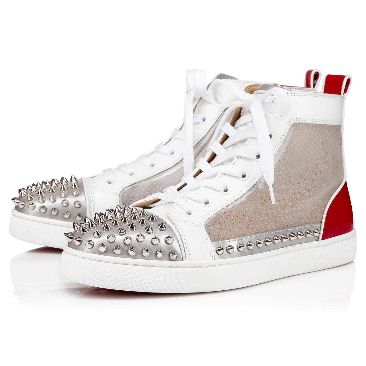 Shoes - Sosoxy Spikes Flat - Christian Louboutin