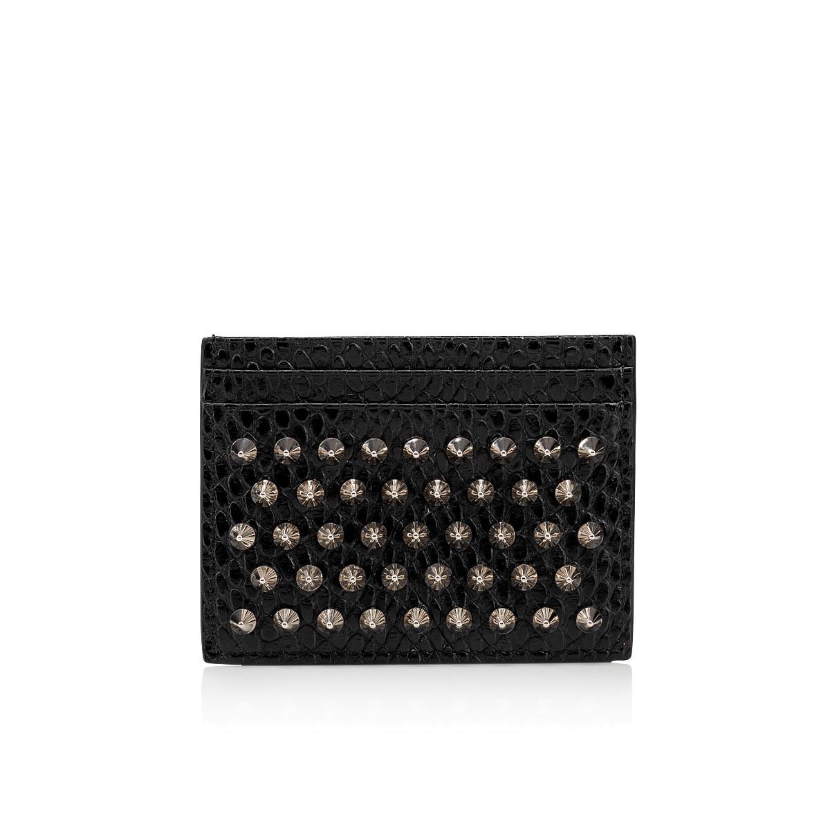 Small Leather Goods - W Kios Cardholder - Christian Louboutin