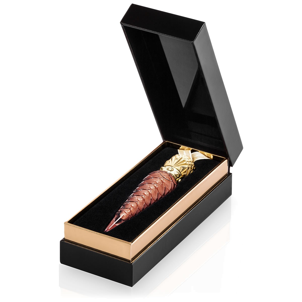 Beauty - Bronzissima Loubilaque Lip Lacquer - Christian Louboutin