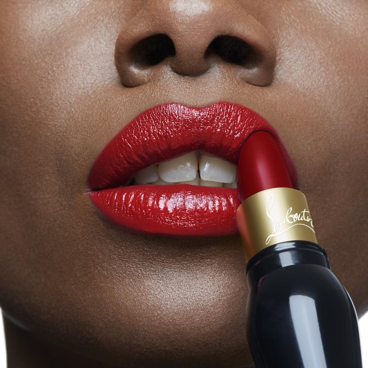 Beauty - Rouge Louboutin Silky Satin - Christian Louboutin
