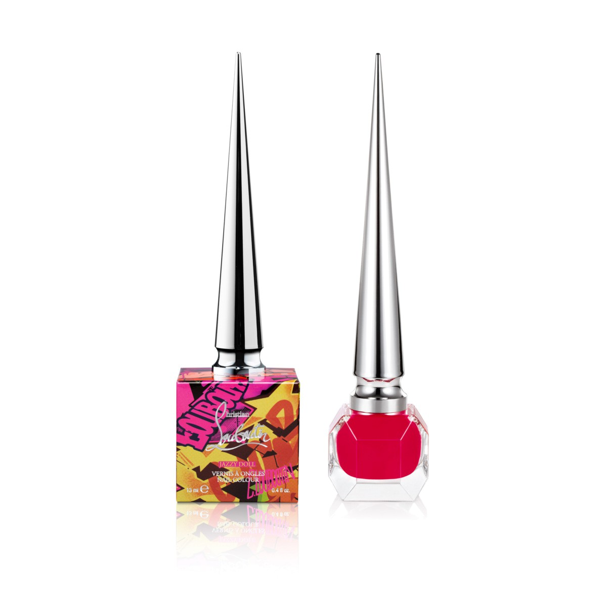 Beauty - Jazzy Doll Loubigraffiti - Christian Louboutin