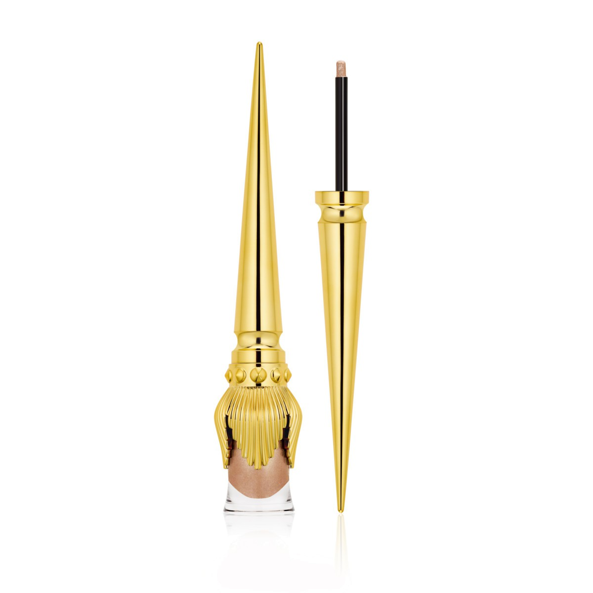 Beauty - Loubiléopard Metallic Eye Colour - Christian Louboutin