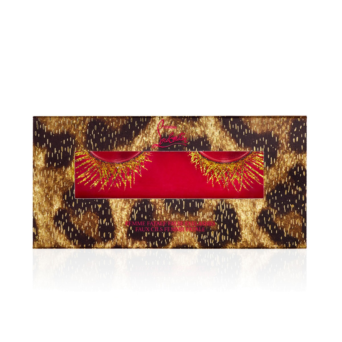 Beauty - Loubiléopard False Eyelashes - Christian Louboutin