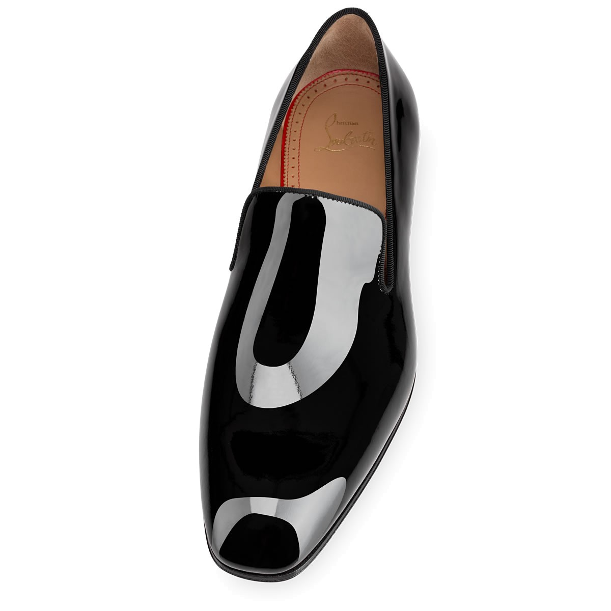 grand choix de e36fe bb1f0 Dandelion Black Patent Leather - Men Shoes - Christian Louboutin