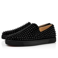 Shoes - Roller-boat Mens Flat - Christian Louboutin