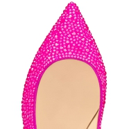Shoes - Ballalla Strass Flat - Christian Louboutin