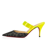 Shoes - Choc Pvc - Christian Louboutin