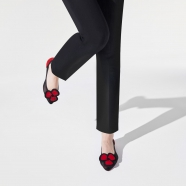 Shoes - Pansy Town Flat - Christian Louboutin